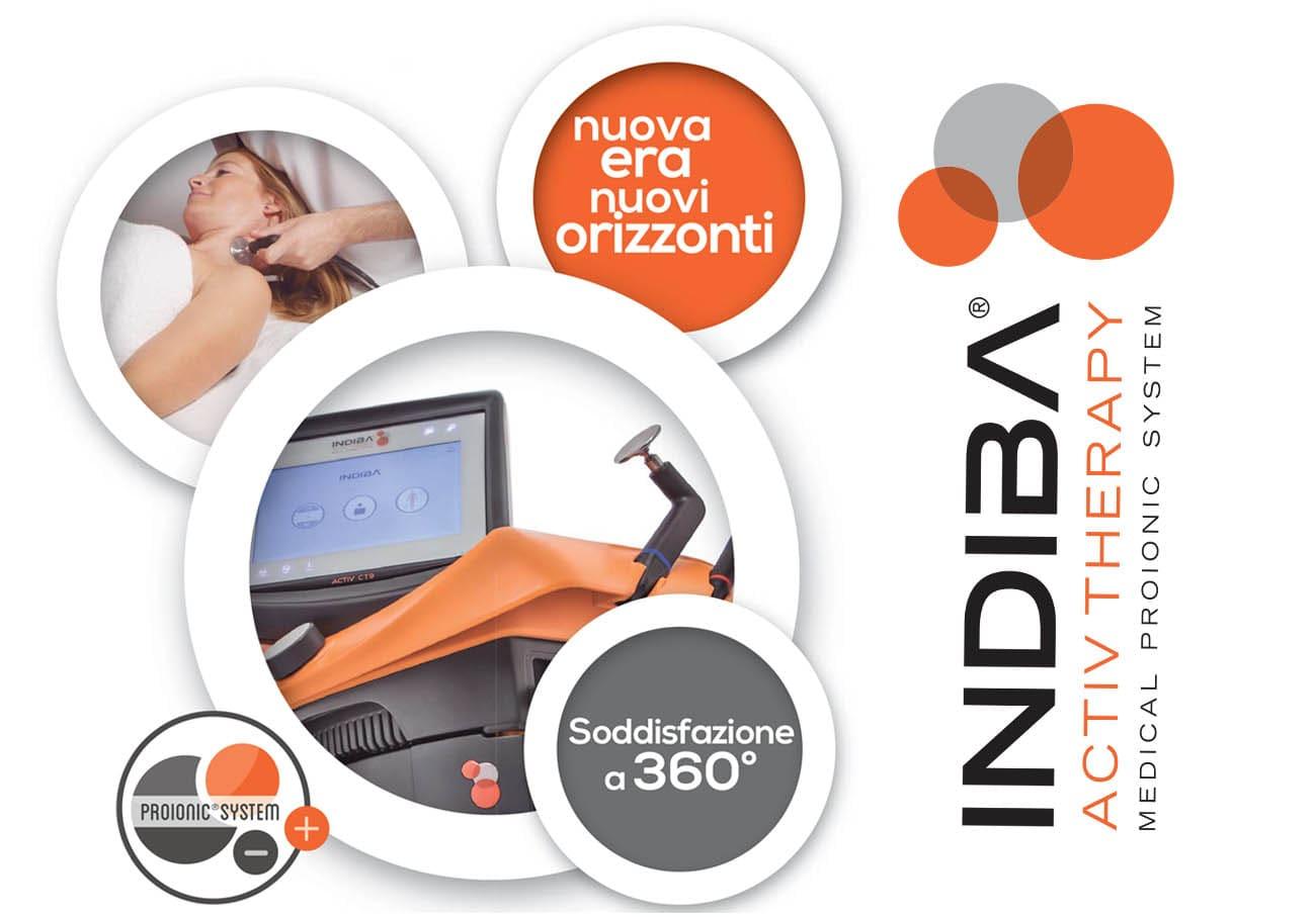 Indiba Activ Therapy in Monaco
